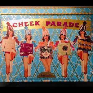 Benefit  Cheek Parade Bronzer Blushes Palette